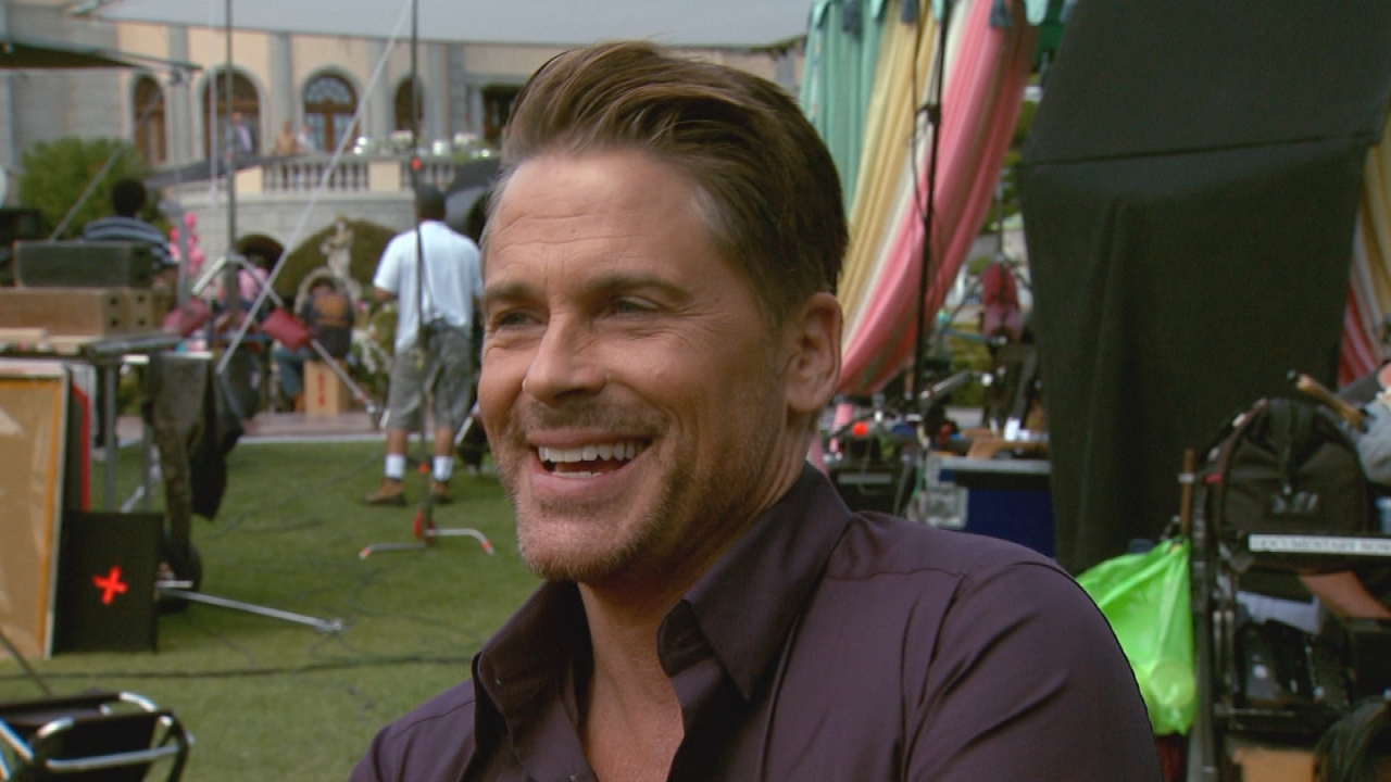 Exclusive: Rob Lowe Can't Wait For Hisedy Central Roast: 'it's Totally  Open Season'
