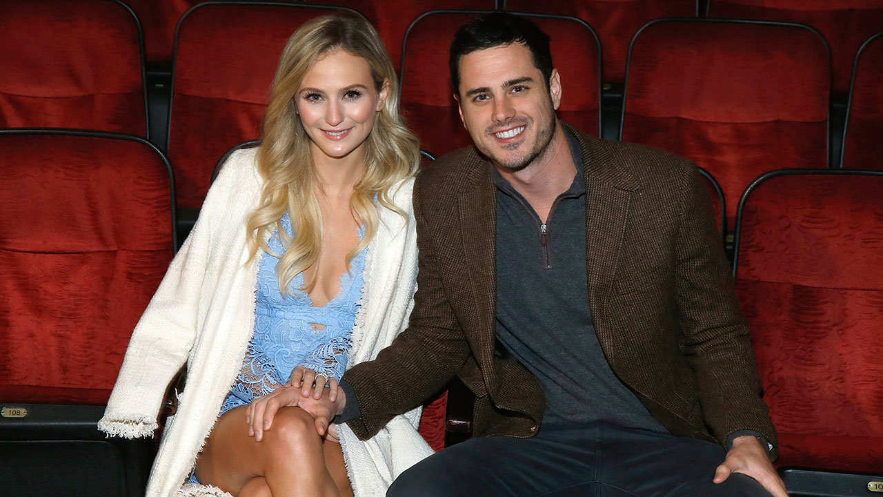131d58ebe38 EXCLUSIVE  Ben Higgins and Lauren Bushnell Admit They Were  Worried  Their  New Reality Show Would Ruin Their R