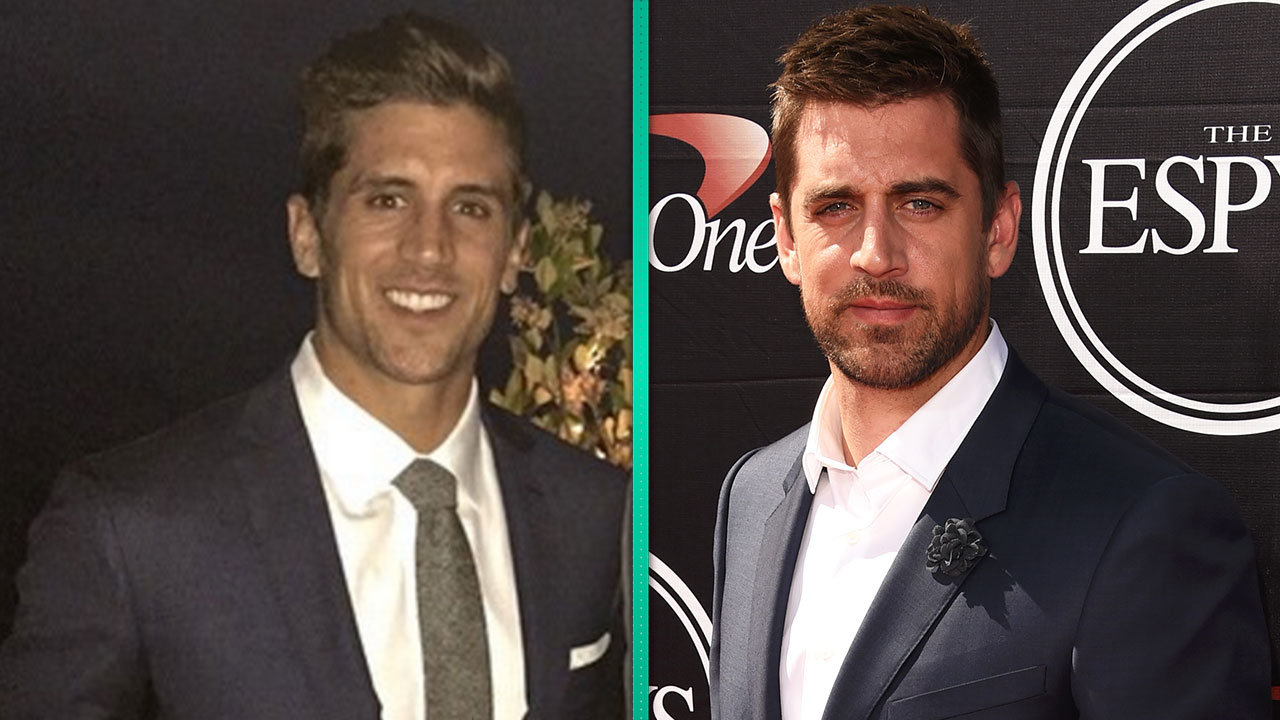 Aaron Rodgers Talks Estrangement From Bachelorette Brother