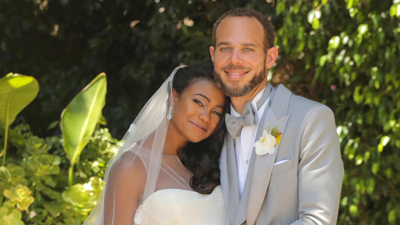 Ali S Wedding.Inside Tatyana Ali S Gorgeous Caribbean Inspired Wedding With A