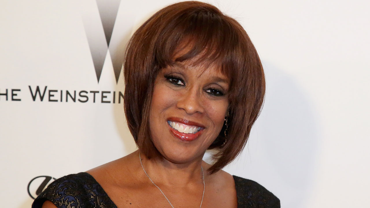 gayle king and family