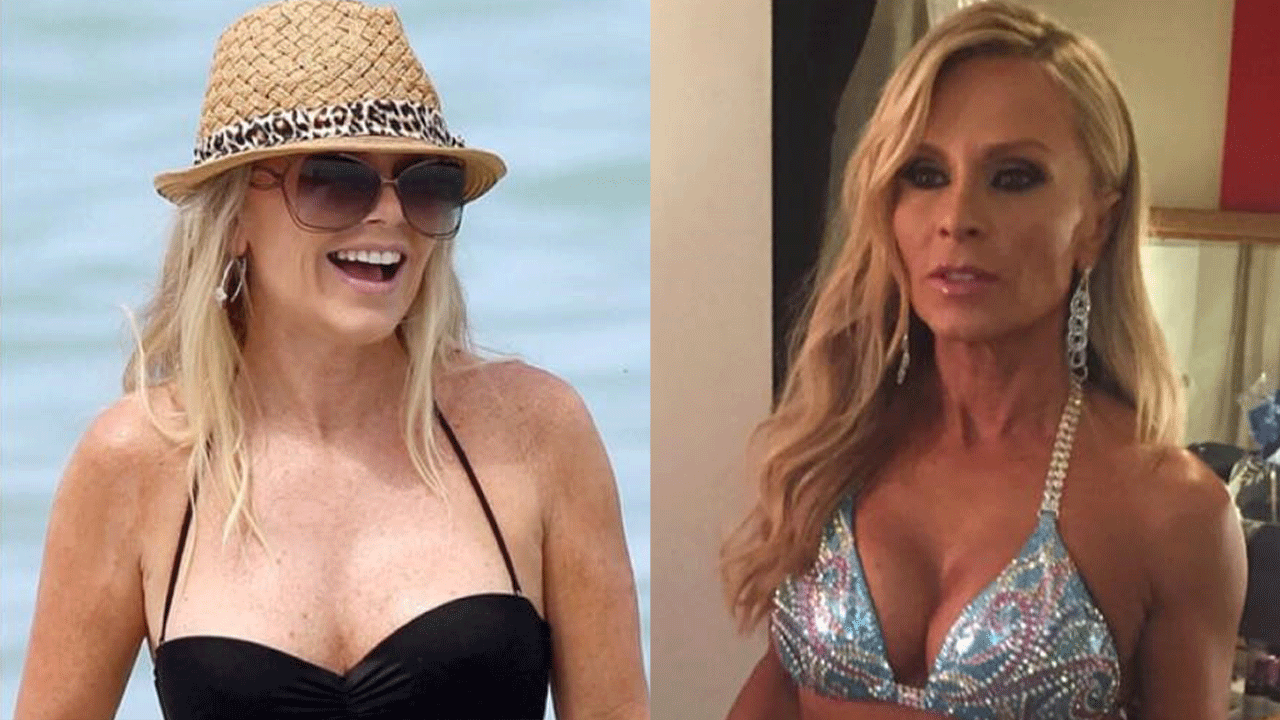 Tamara judges house - Exclusive Tamra Judge Shares Secrets Behind Her Total Body Transformation And Takes On Her Critics Entertainment Tonight