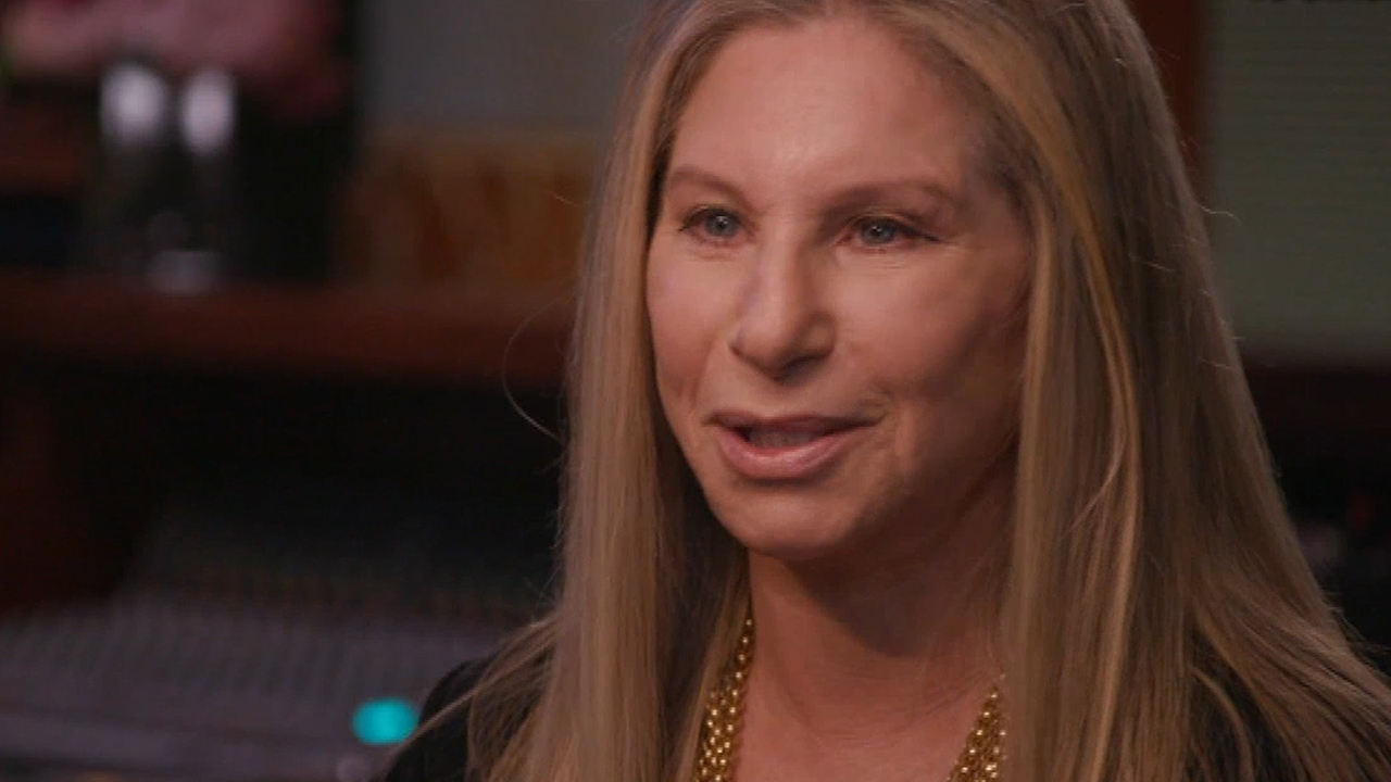 EXCLUSIVE: Barbra Streisand Says She's More Popular in