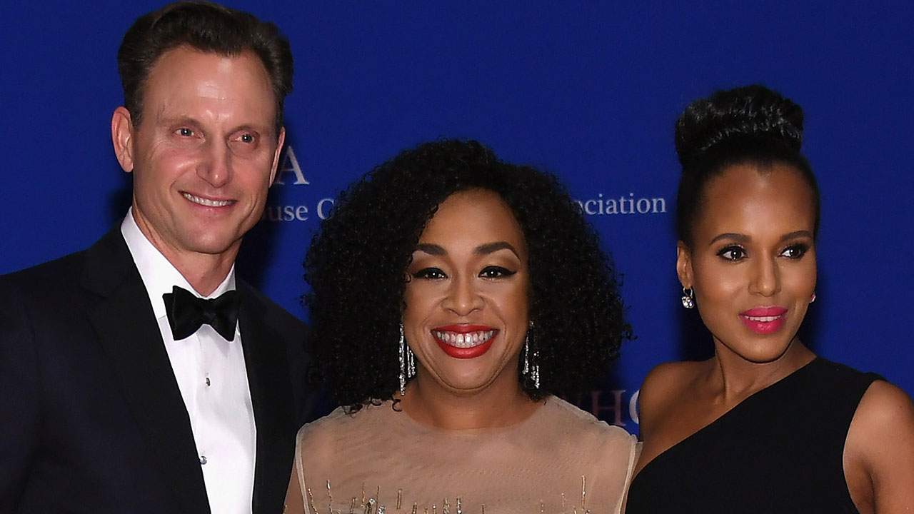 Exclusive Tony Goldwyn Gushes About Kerry Washington As A Mom