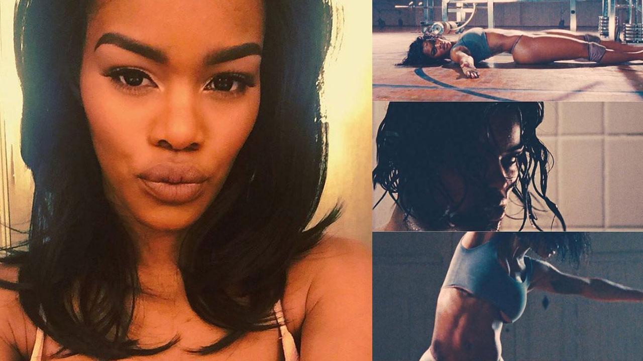 Selfie Teyana Taylor nude photos 2019