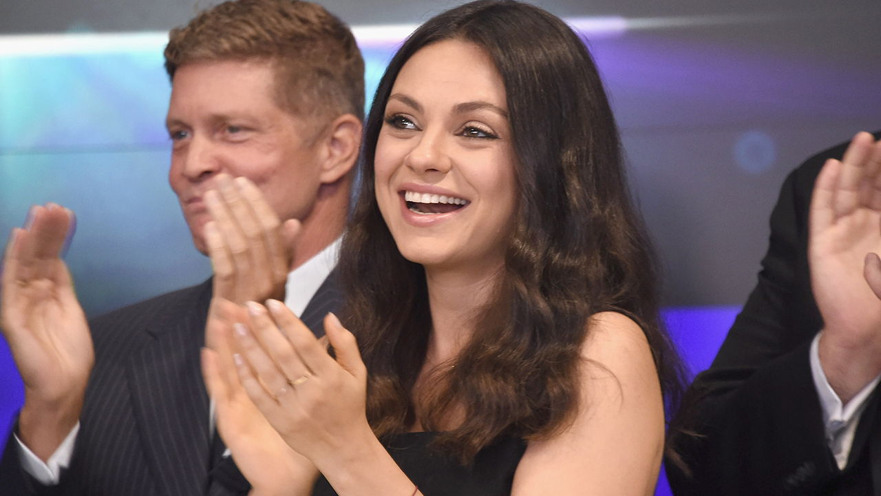 Mila Kunis Reveals Why She Keeps Her Engagement Ring Locked Away   Entertainment Tonight