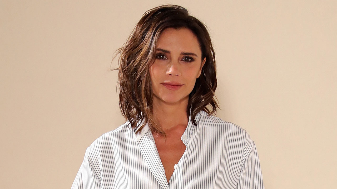 Victoria Beckham on Carpark Dates With David Beckham, Fashion ...