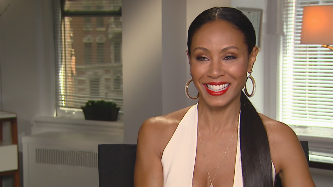 cebea014da EXCLUSIVE  Jada Pinkett Smith on Aging in Hollywood   I m Happier Now Than  I Have Ever Been