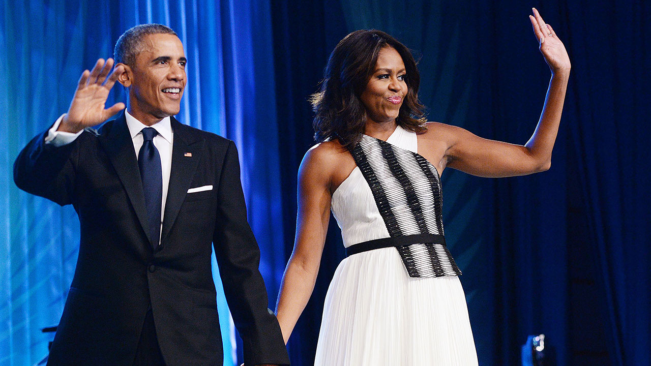 Barack And Michelle Obama Are Total Relationship Goals On Their 24th Wedding Anniversary