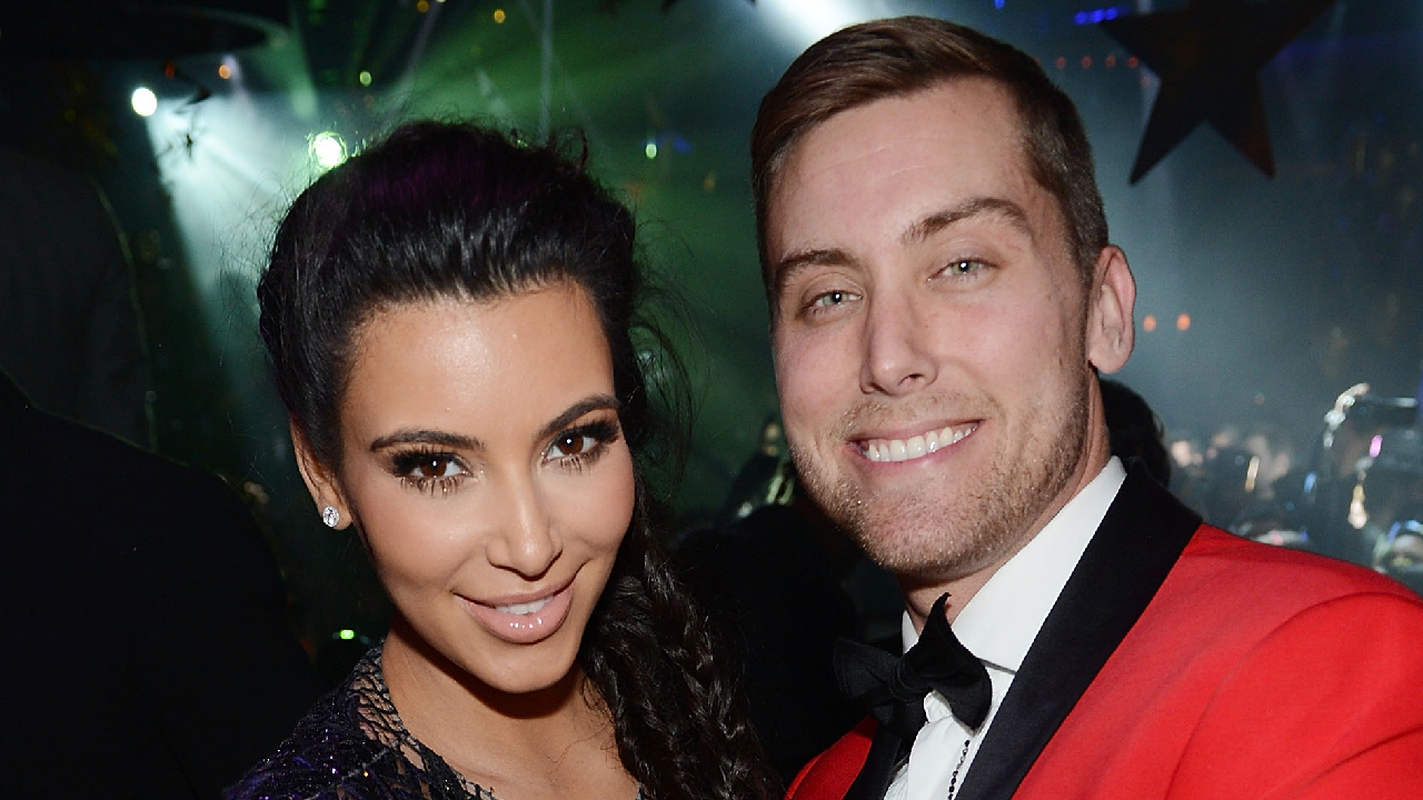 Lance bass dating life