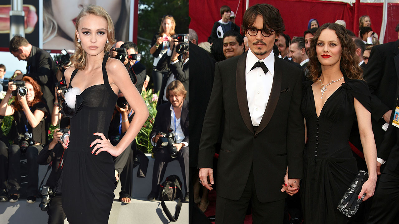 Lily-Rose Depp Opens Up About Parents Johnny Depp and