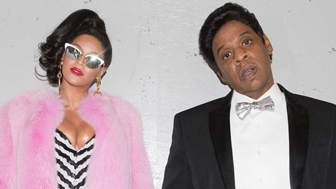 Beyonce and Jay Z Are Barbie and Ken for Halloween and Blue Ivy ...