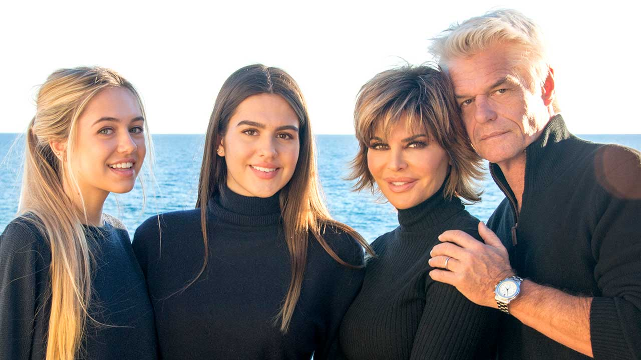 EXCLUSIVE: Lisa Rinna Gushes Over Model Daughters Delilah