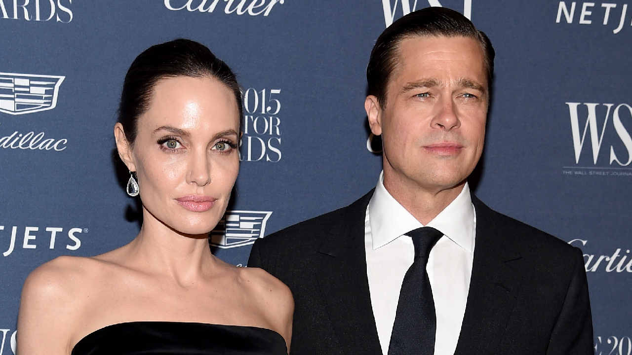 Brad Pitt Brad Pitt Angelinas Anger Claims Are Bs Hes Not A