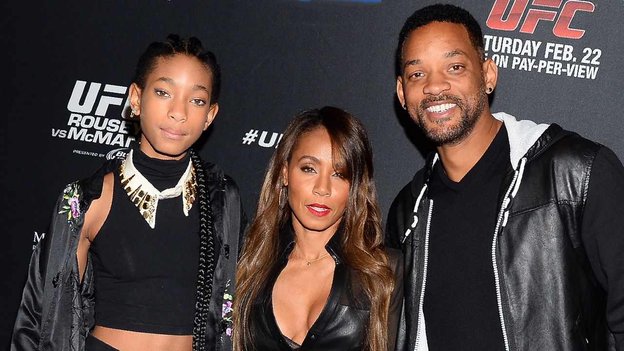 Pity, that will and willow smith commit