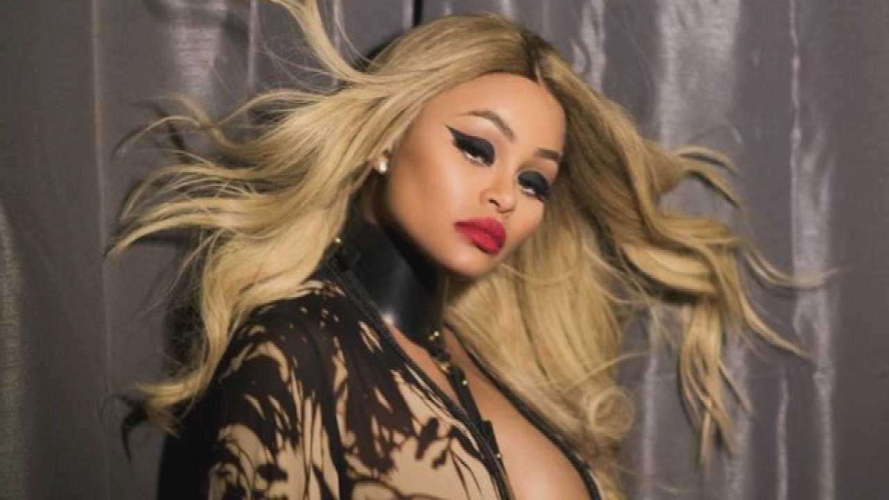 blac chyna shares nsfw topless photo – see the racy pic! | wgrz