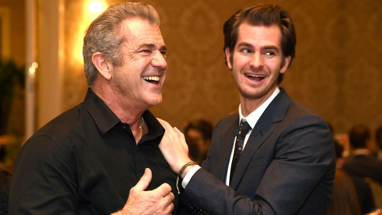 Mel gibson earns first oscar nomination in 21 years while holding mel gibson earns first oscar nomination in 21 years while holding his newborn son entertainment tonight thecheapjerseys Choice Image