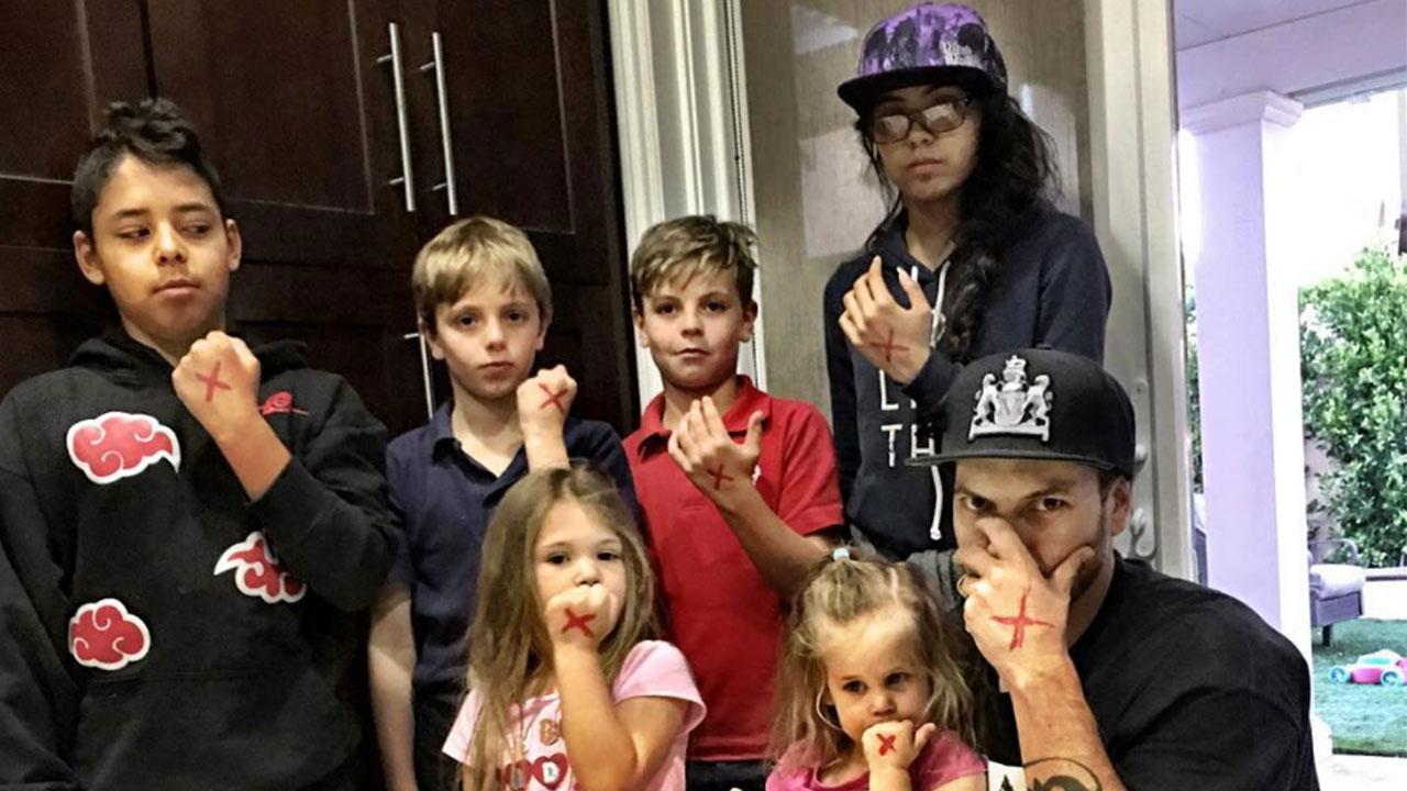 Image result for Kevin Federline: 6 kids.