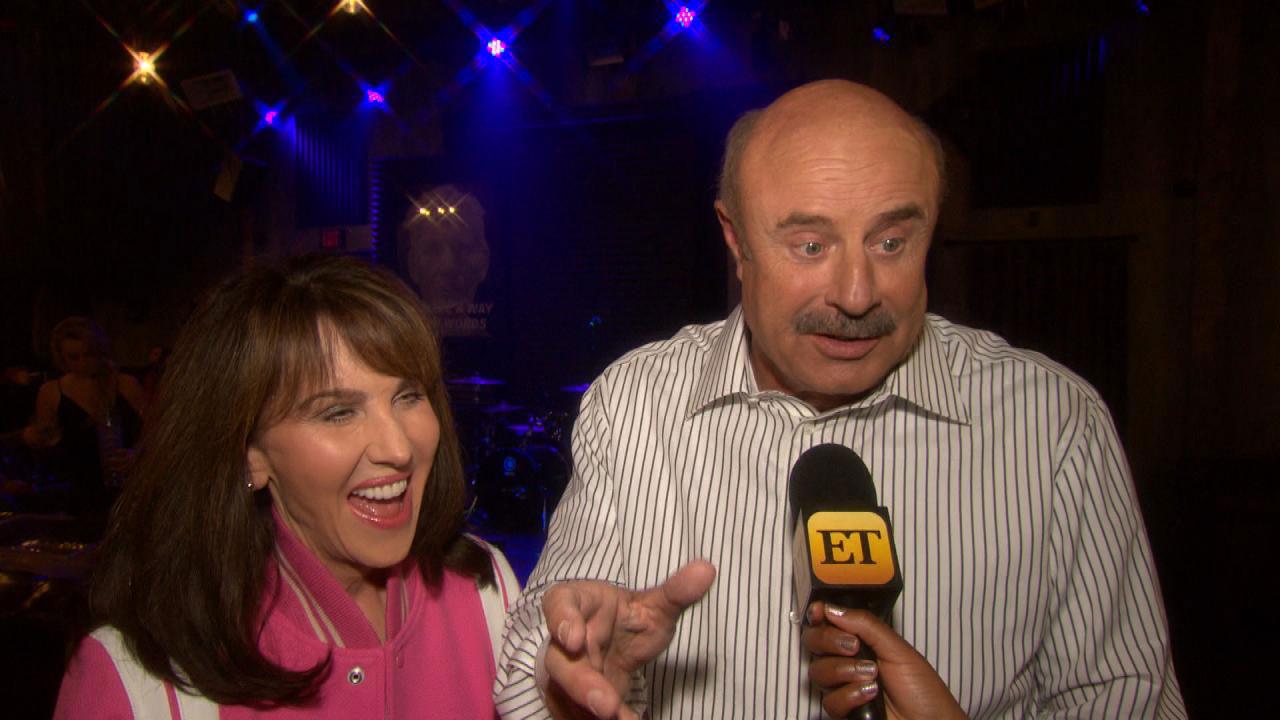 Dr  Phil and Robin McGraw Celebrate Son Jordan's Music
