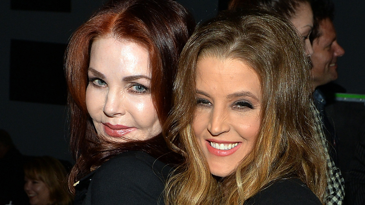 Priscilla Presley Says Lisa Marie Presley's Daughters Are in Her