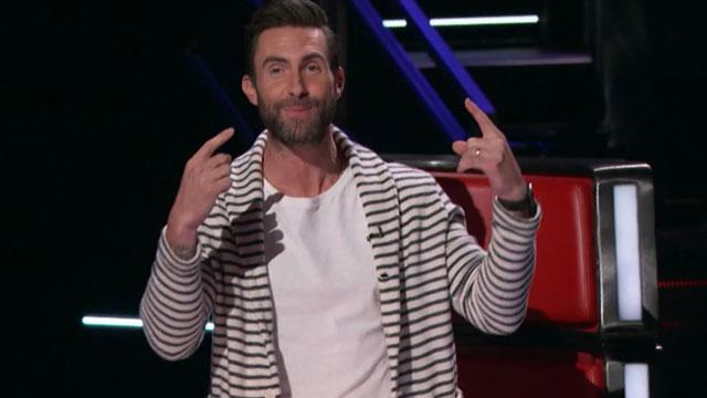 2716ba5afc3  The Voice   Watch Adam Levine Walk Off Stage After Getting Fed Up With  Blake Shelton!