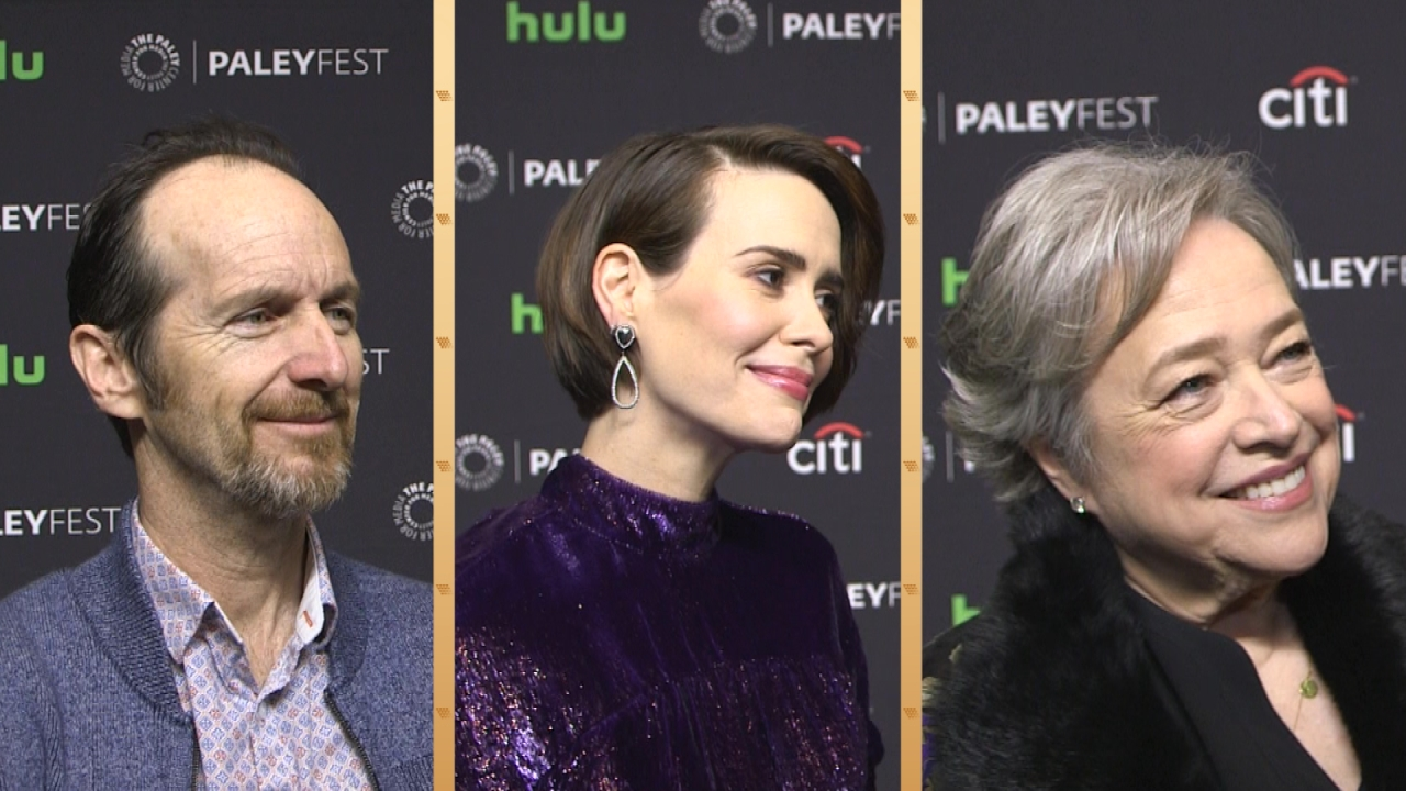 EXCLUSIVE: 9 Questions the 'American Horror Story' Cast