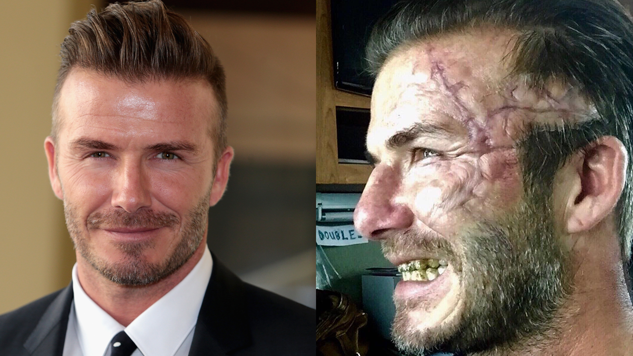 77c6bb891771 David Beckham Is Unrecognizable in Shocking Transformation for 'King  Arthur' Film -- See the Pic!