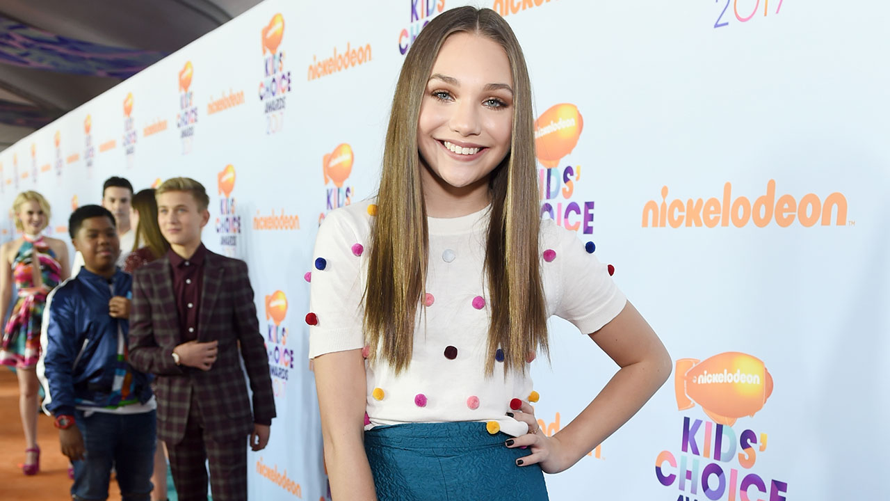 EXCLUSIVE: Maddie Ziegler Says Kate Hudson is One Of Her