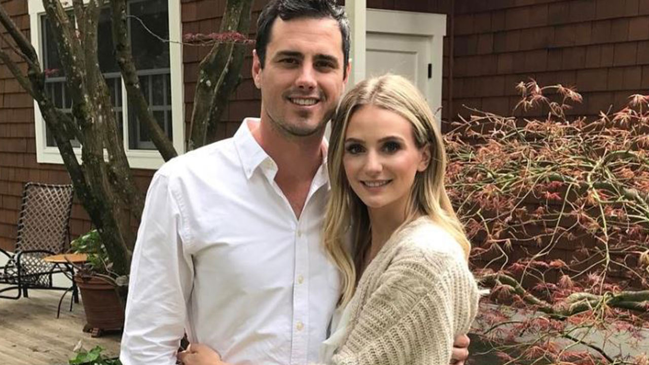 b1ca3052971  Bachelor  Ben Higgins   Lauren Bushnell Split  A Timeline of All the Signs  They Were Headed Towards a Breakup