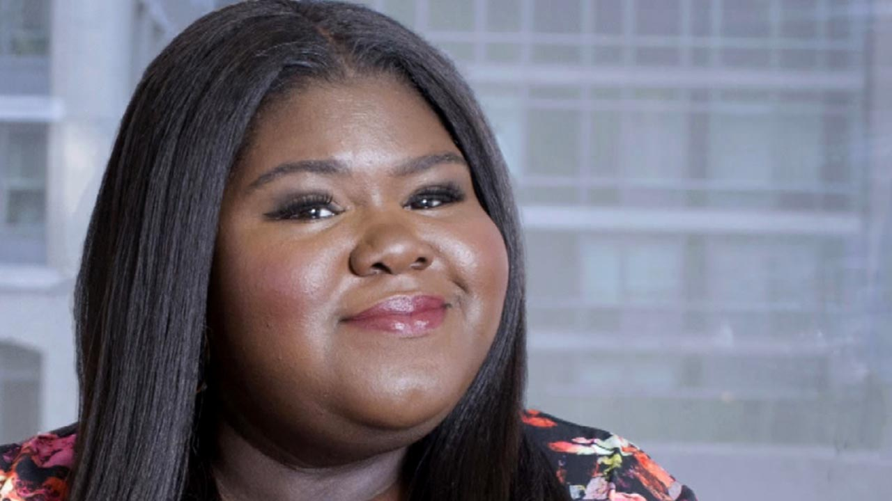 Exclusive Gabourey Sidibe Opens Up About Weight Loss Journey Past