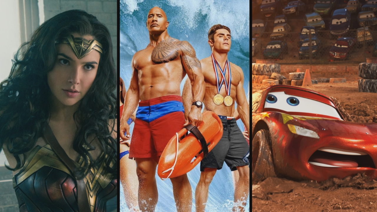 Summer Movie Preview 2017: Superheroes, Sexy Lifeguards and Bridesmaids  Gone Wild, Oh My!