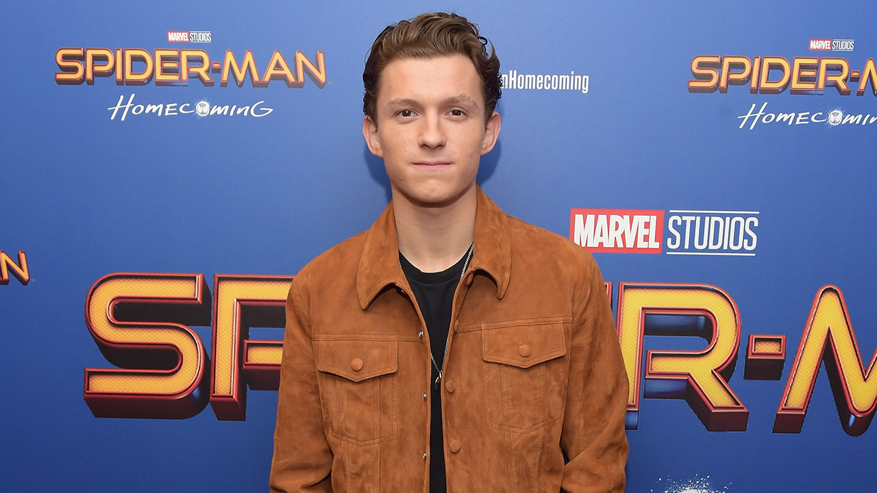 EXCLUSIVE: Tom Holland's Adorable Little Brother Crashes His Red