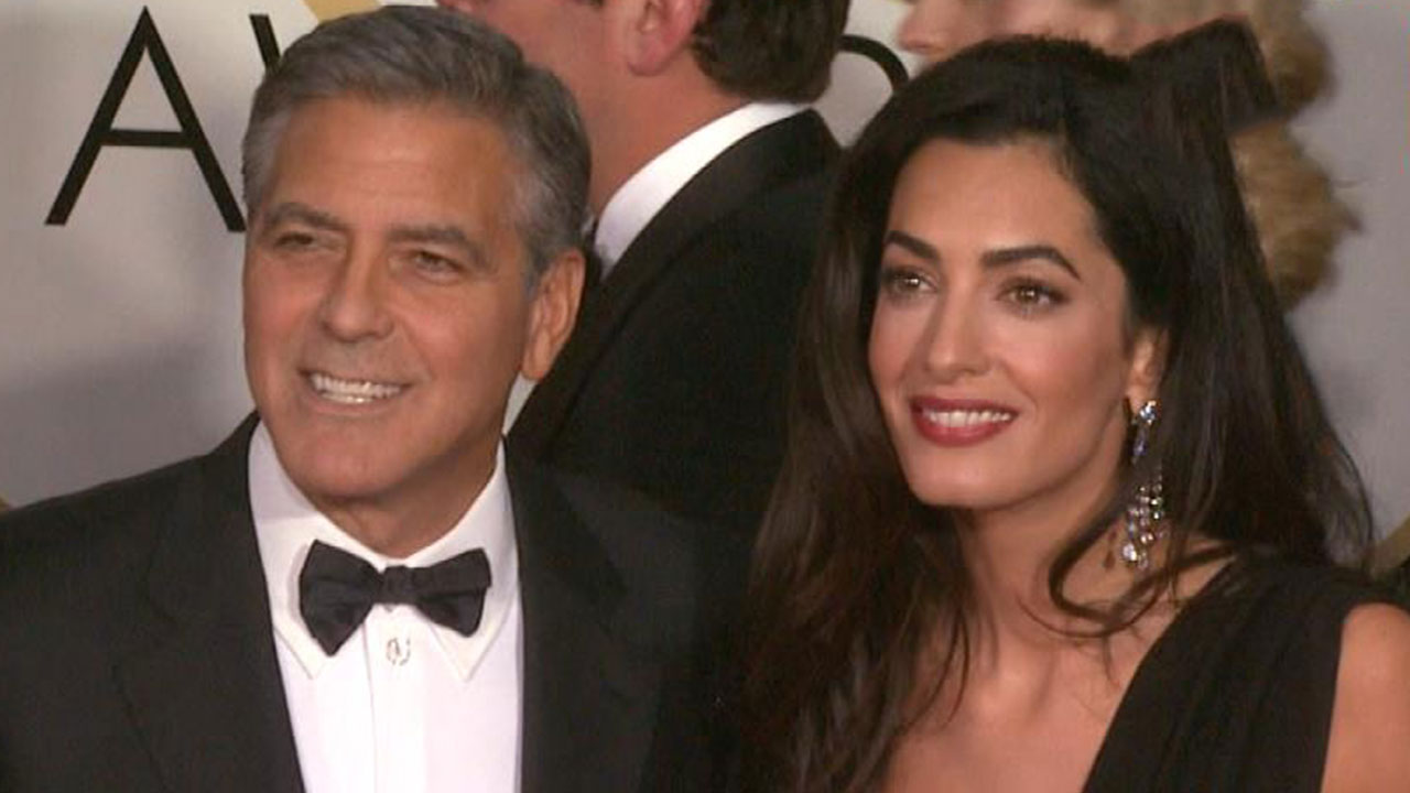 George and Amal Clooney's Twins' Birth Order Revealed - Find Out Who
