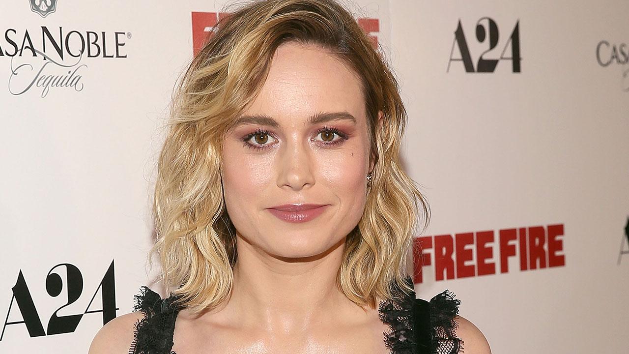 EXCLUSIVE: Brie Larson & Samuel L  Jackson Dish on 'Captain Marvel