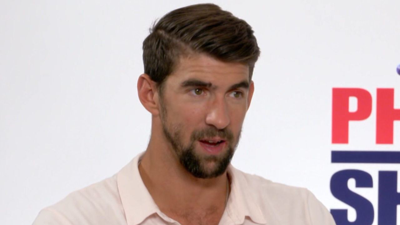 Discovery Responds to 'Phelps vs  Shark' Backlash, Says