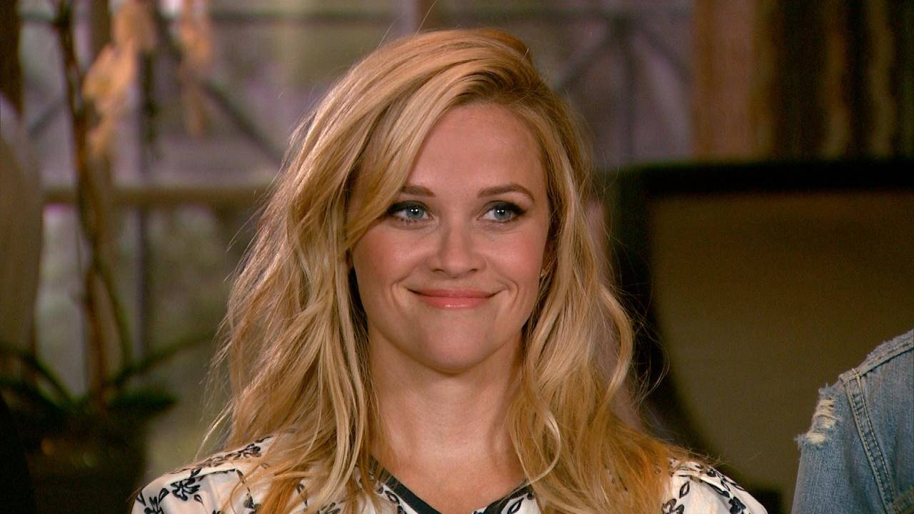 Reese Witherspoon Talks Getting Married at Age 23 to Ryan Phillippe
