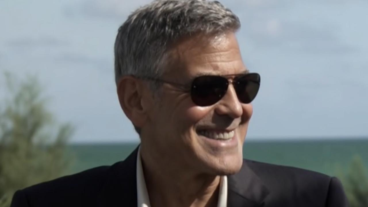 6f41344abb5ee EXCLUSIVE  George Clooney Says He s  Proud  to Be a Dad   This Is an  All-New Adventure