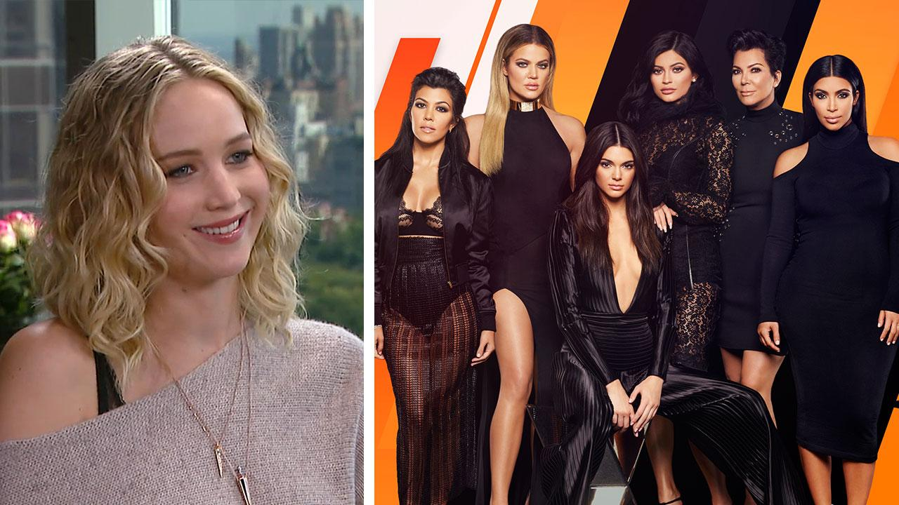 bb021c8fbf EXCLUSIVE: Why Jennifer Lawrence Used Kardashians as an Escape on 'Mother!'  Set and Not 'Housewives'
