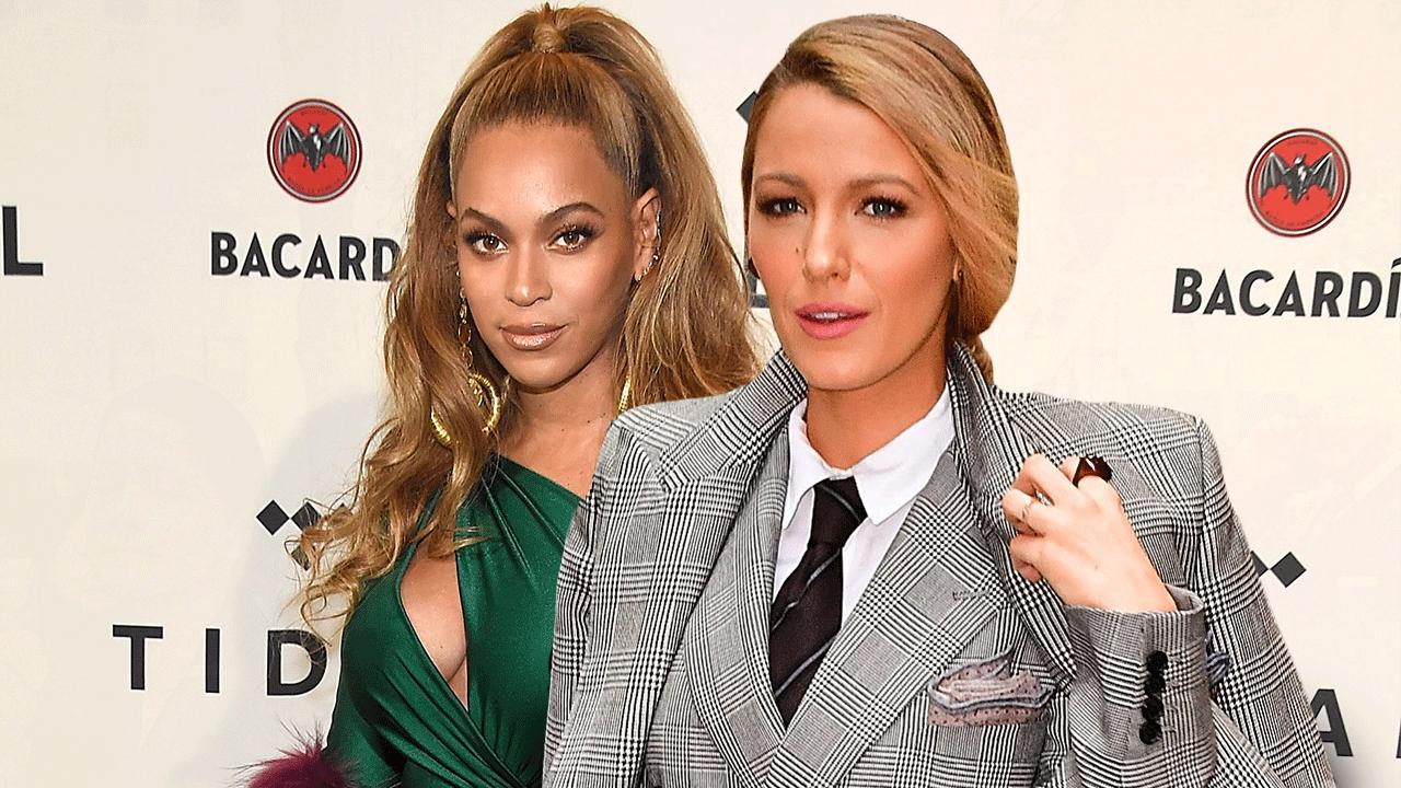 77efad655 Blake Lively Goes Full Menswear, Beyonce's Show-Stopping Gown & More Best  Dressed Stars of the Week