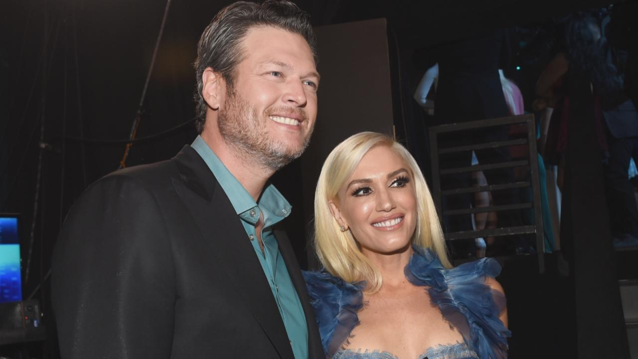 Gwen Stefani Is Still Smitten With Blake Shelton and 'Has Never Once