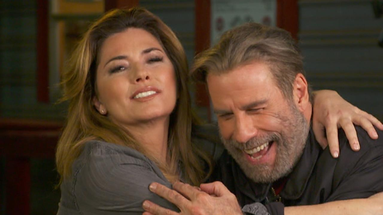 John Travolta Celebrates 'Grease' 40th Anniversary by