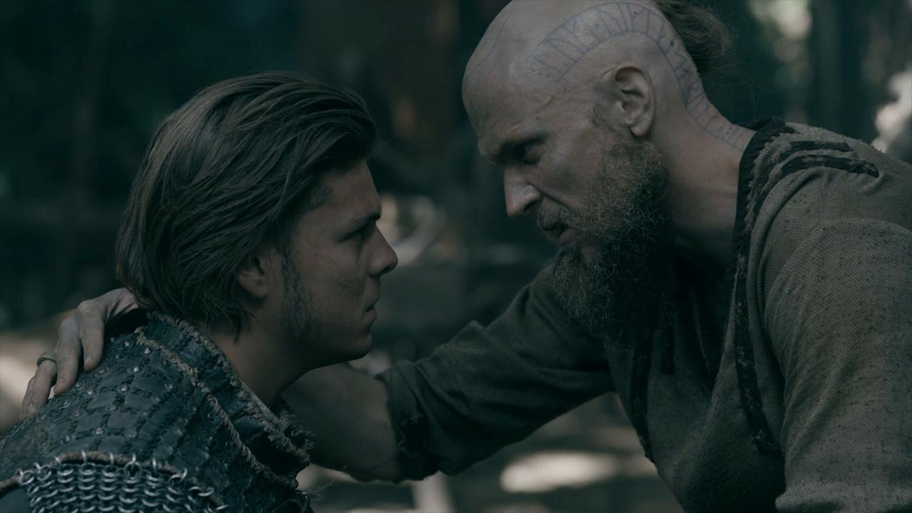 Vikings' Star Alex Hogh Andersen Breaks Down That Insane