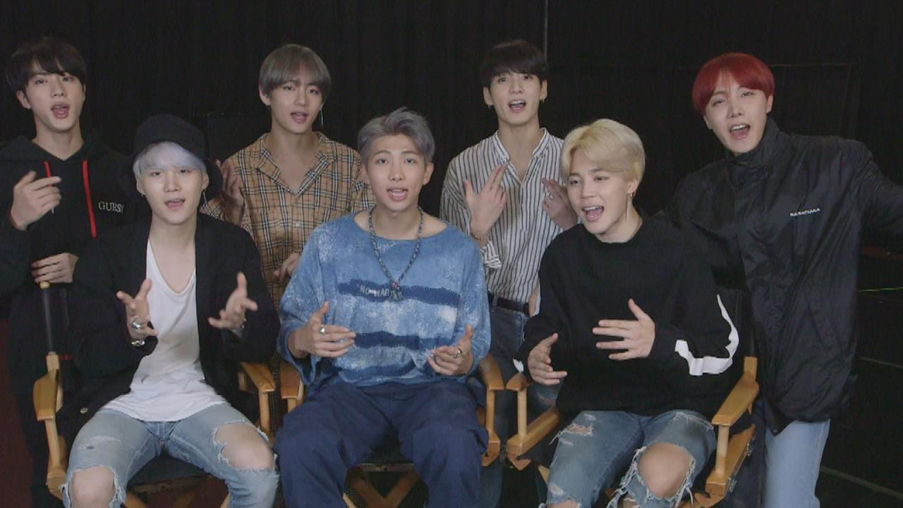 BTS to Star in Docuseries 'BTS: Burn The Stage' on YouTube