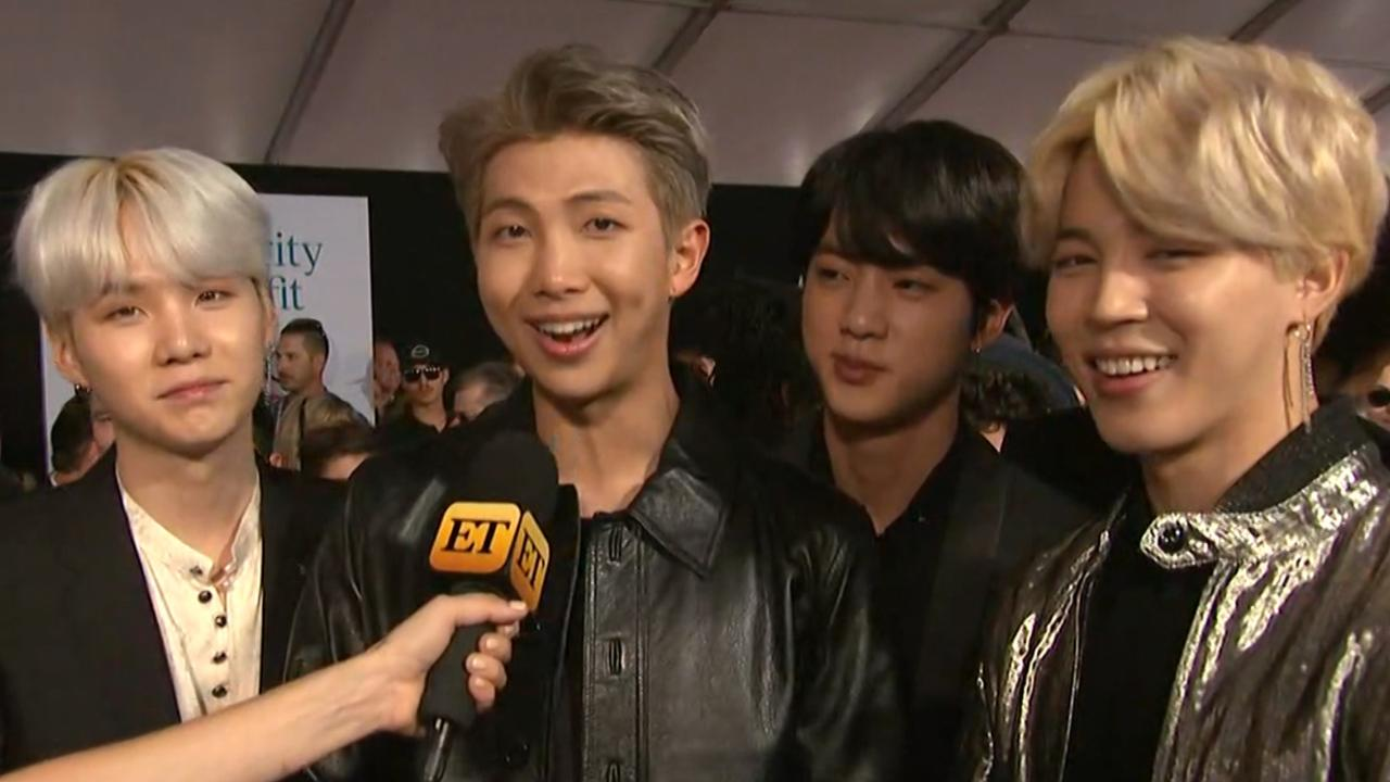 BTS' Best Moments at the American Music Awards -- From Dancing to