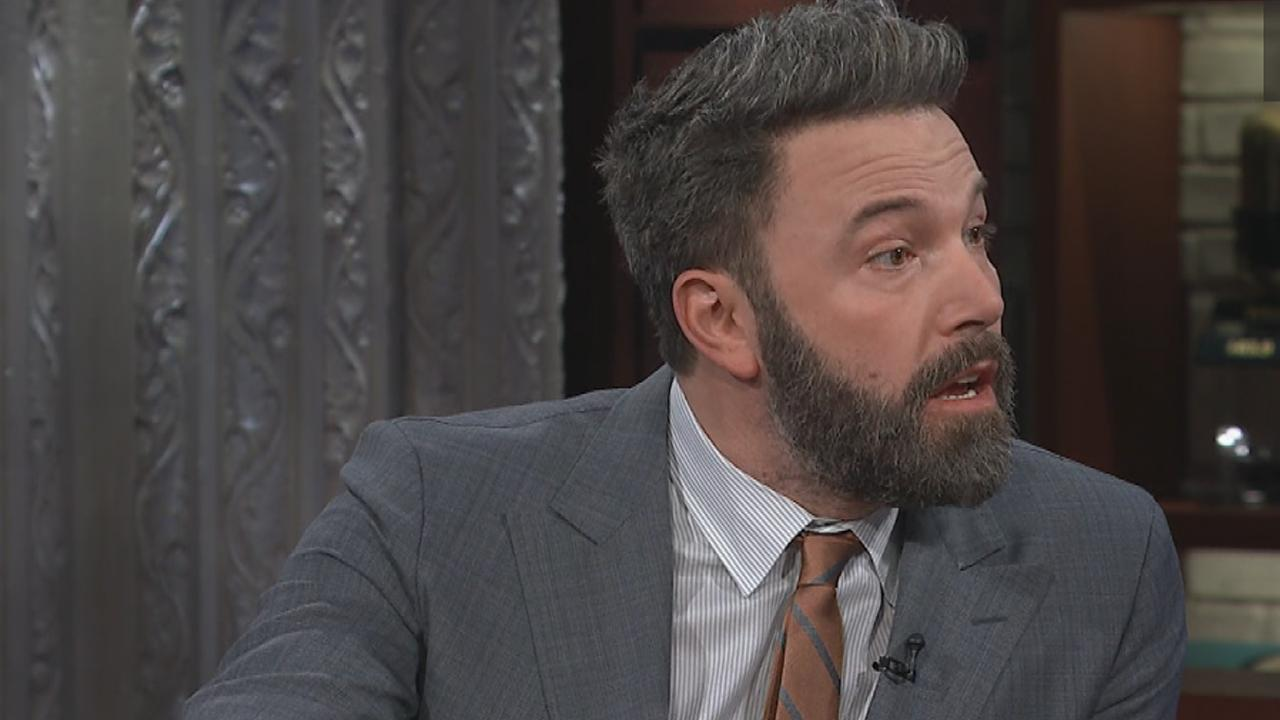 Ben Affleck Addresses Sexual Misconduct Allegations I Dont