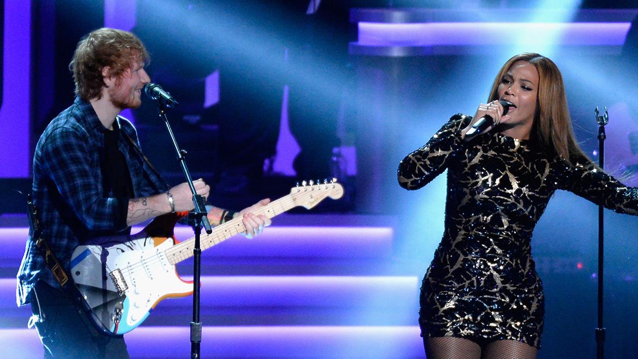 Ed Sheeran Opens Up About Beyonce Duet, Reveals Singer
