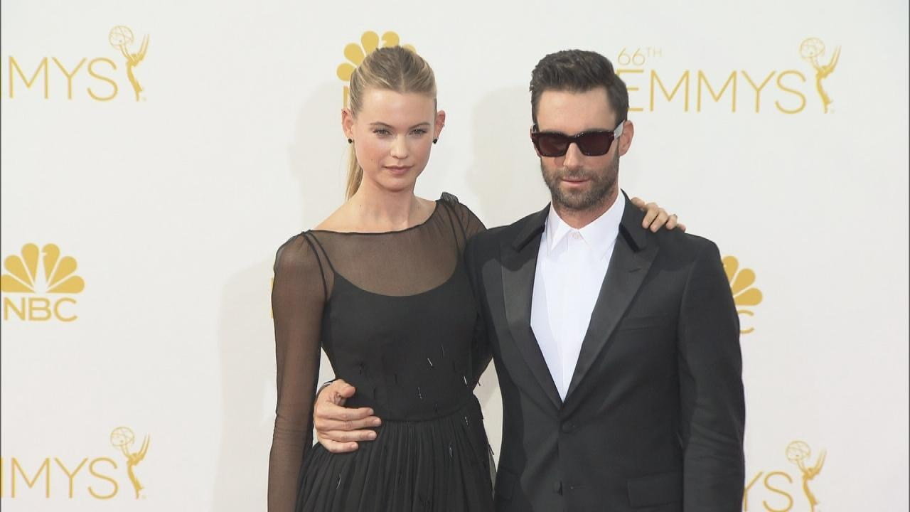 3021e79ec4ce3 Behati Prinsloo Shows Off Post-Baby Body Two Weeks After Giving ...