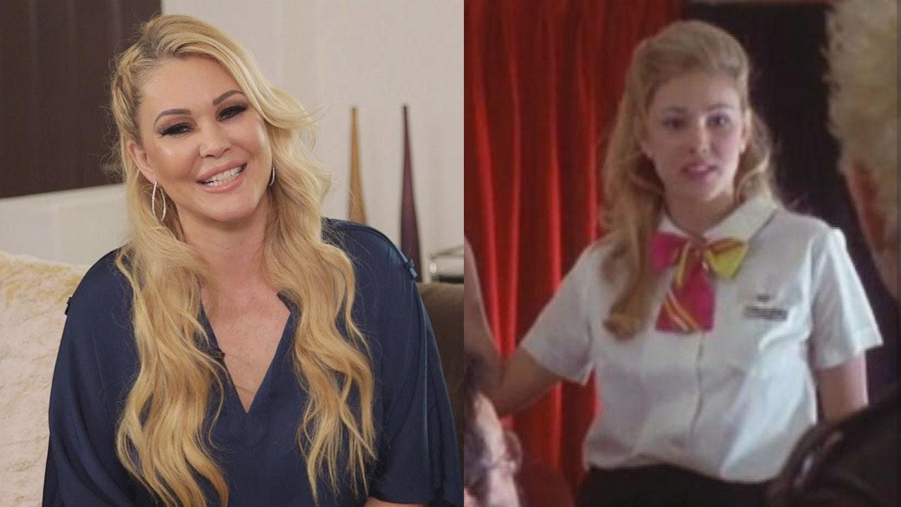 The Wedding Singer Turns 20 Shanna Moakler On Her Embarring First Acting Gig Exclusive Entertainment Tonight