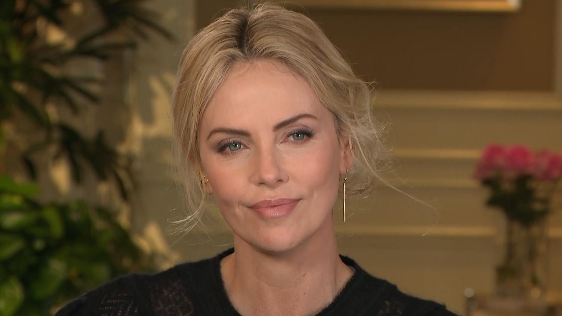 Charlize Theron Reveals Very Long Journey To Lose 50 Pounds Packed