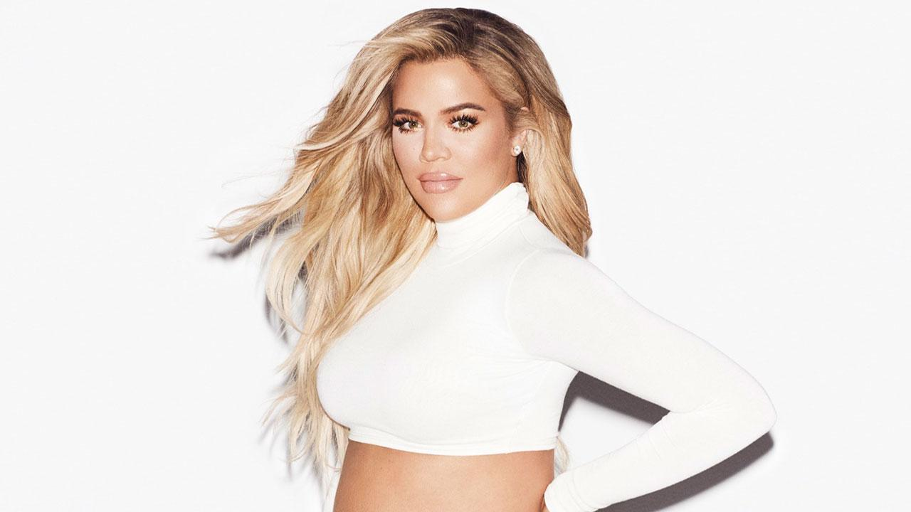 55a4c908f5ae1 Pregnant Khloe Kardashian Poses Topless in New Photo Shoot -- See the Pics